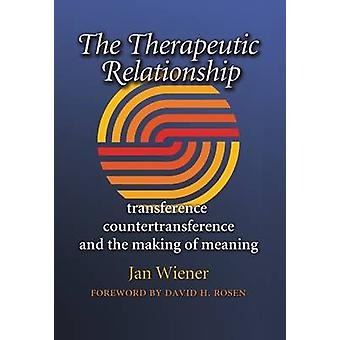 Therapeutic Relationship by Jan Wiener