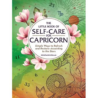 Little Book of SelfCare for Capricorn by Constance Stellas