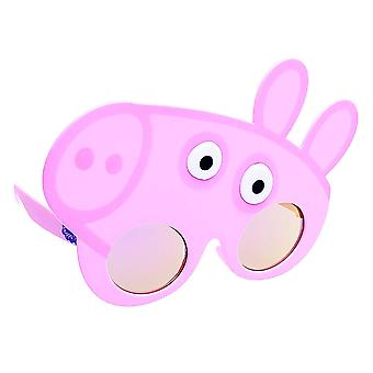Party Costumes - Sun-Staches - Lil' Characters Peppa Pig Sun-Staches SG3529