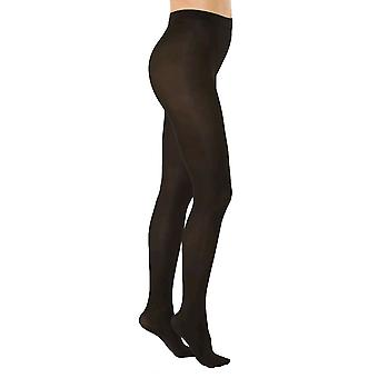 Solidea Red Wellness 70 Opaque Support Tights FIR Technology [Style 79970] Nero (Black)  XXL