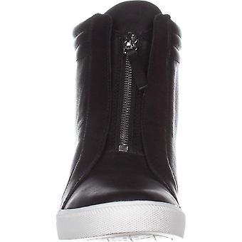 DKNY mujeres connie tela cerrada tono tobillo botas de moda