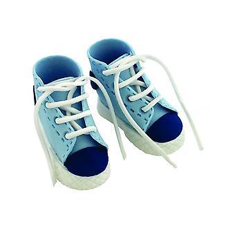 JEM bebé de corte alto cortador de zapatillas Conjunto de 6