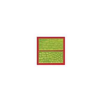 FMM Stone Wall & Coblestone Impression Matot Set 2