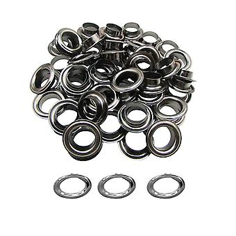 14 mm Iron Eyelets Grommet and Washers