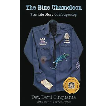 The Blue Chameleon by Cinquanta & Daril