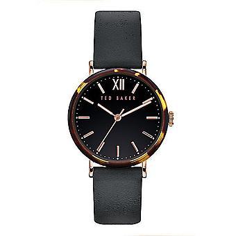 Ted Baker BKPPHF912 Women's Phylipa Black Strap Wristwatch