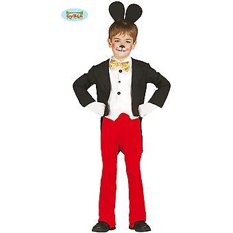 Children's costumes  Mouse boy