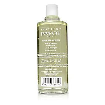 Payot Huile Relaxante - Body Massage Oil (jasmine & White Tea) (salon Product)  250ml/8.45oz