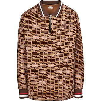 Southpole Men's Sweatshirt Southpole Logo AOP