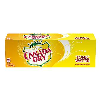 Canada Dry Tonic Water-( 355 Ml X 12 Cans )