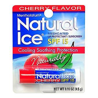 Naturlig is opprinnelige leppe protectant/solkrem, spf 15, 1 ea