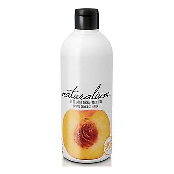 Shower Gel Peach Naturalium (500 ml)