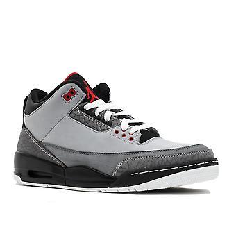Air Jordan 3 Retro 'Stealth' - 136064-003 - sko