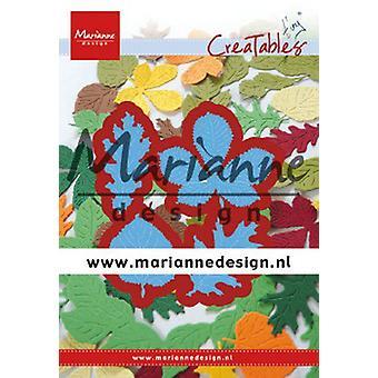 Marianne Design Creatables Cutting Dies - Tiny's Leaves LR0621