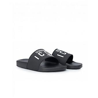 Dsquared2 Footwear New Icon Sliders