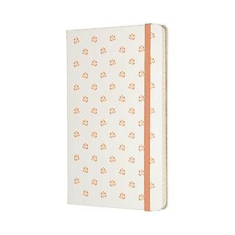 Moleskine limited edition notebook beauty large - ruled - Bella