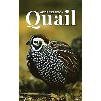 Address Book Quail by Us & Journals R