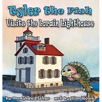 Tyler the Fish Visits the Lorain Lighthouse by Fisher & Meaghan