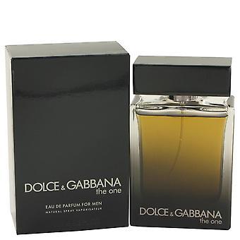 The one eau de parfum spray by dolce & gabbana 531952 100 ml