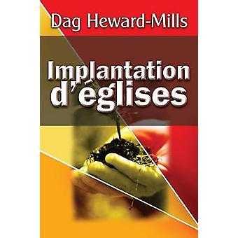 Implantation dglises by HewardMills & Dag