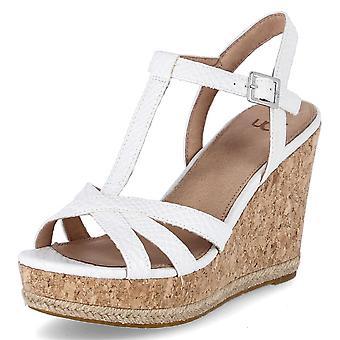 UGG Melissa 1112675WEXTMELISSAWHITEEXOTIC universal summer women shoes