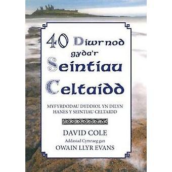 40 Diwrnod Gyda'r Seintiau Celtaidd - Myfyrdodau Dyddiol yn Dilyn Han