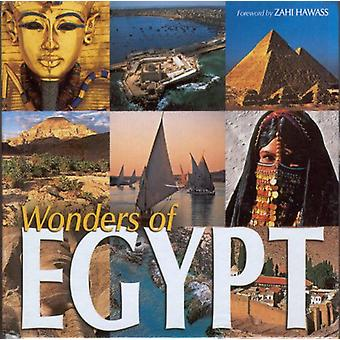 Wonders of Egypt - 9789774163166 Book