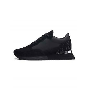 Mallet Mallet Black Popham Sneaker