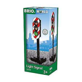 Brio 33743 Brio Light Signal. Railway Or Traffic