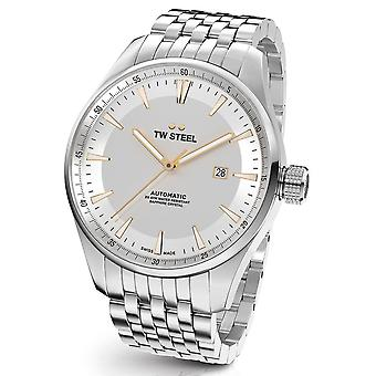 TW Steel Swiss automatic mens watch 45 mm ACE332 ancient Aternus