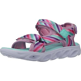 Skechers Sandals Hypno-flash - Rainbow Lights Color Pkmt