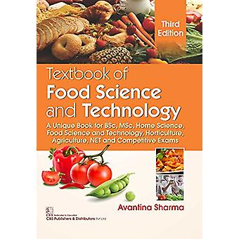 Textbook of Food Science and Technology by A. Sharma - 9789386478009