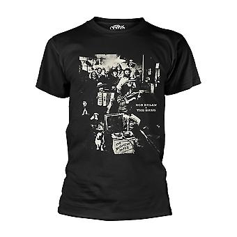 Bob Dylan & die Band Bob Dylan & die Band offizielle T-Shirt T-Shirt Unisex