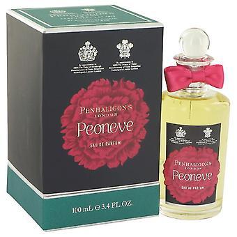 Peoneve Eau De Parfum Spray By Penhaligon's 3.4 oz Eau De Parfum Spray