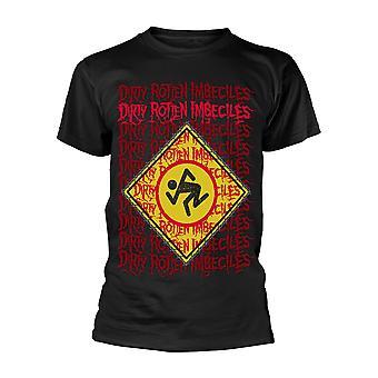 Dri Thrash Zone Officiel Tee T-Shirt Mens Unisex