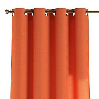 Ösenschal, orange, 130 × 260 cm, Jupiter, 127-35