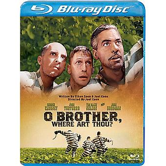 O Brother Where Art Thou [BLU-RAY] USA import