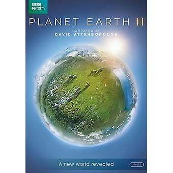 Planet Earth II [DVD] USA import