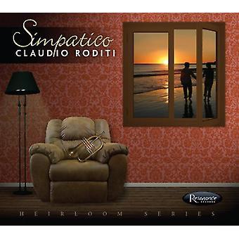 Claudio Roditi - Simpatico [CD] USA import