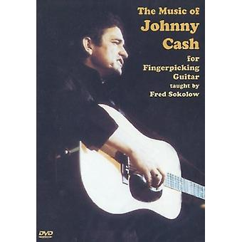 Fred Sokolow - Music of Johnny Cash [DVD] USA import