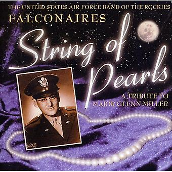 U.S. Air Force Band of the Rockies - String of Pearls [CD] USA import
