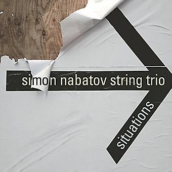 Simon Nabatov - Situations [CD] USA import
