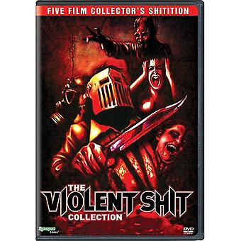 Violent Shit Collection [DVD] USA import