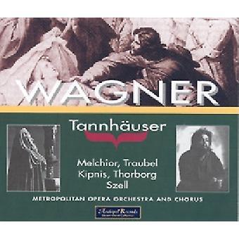ワグナー - タンホイザー: メルヒオール トラウベル [CD] USA 輸入