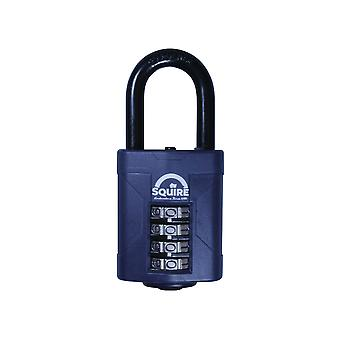 Henry Squire CP50/1.5 38mm Long Shackle Combination Padlock 50mm