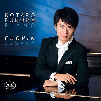 Chopin / Fukuma - Chopin Legacy [SACD] USA import