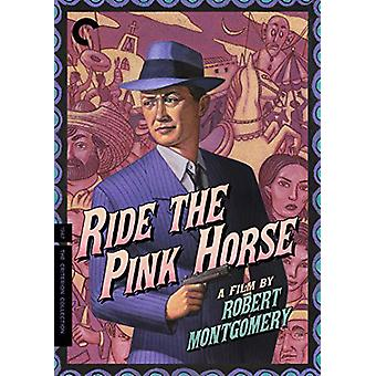 Criterion Collection: Ride the Pink Horse [DVD] USA import