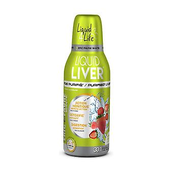 Liquid liver 500 ml (Strawberry)