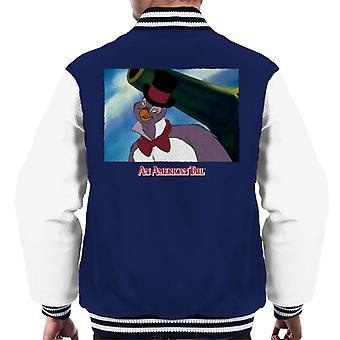 An American Tail Henri Men's Varsity Jacket