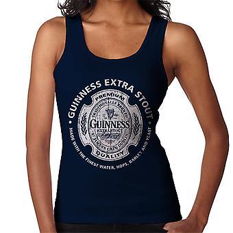 Guinness Premium Quality Women's Vest